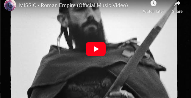 "MISSIO Releases ""Roman Empire"" Video – 'Can You Feel The Sun' Out Now"