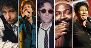 The Best-Selling Music Artists of All Time