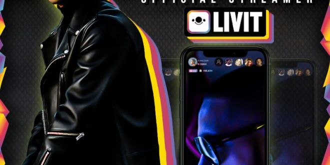 "RAPPER FLAWLESS REAL TALK TO BRING HIS LIFE AND MUSIC TO GLOBAL LIVE STREAMING APP ""LIVIT"""