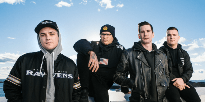 The Amity Affliction Share Two Personal + Powerful B-Sides