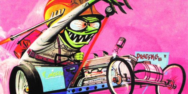 Ahmet Zappa's Monsterfoot Productions Acquires Rights To Classic Weird-Ohs Monster Hot Rod Model Kits