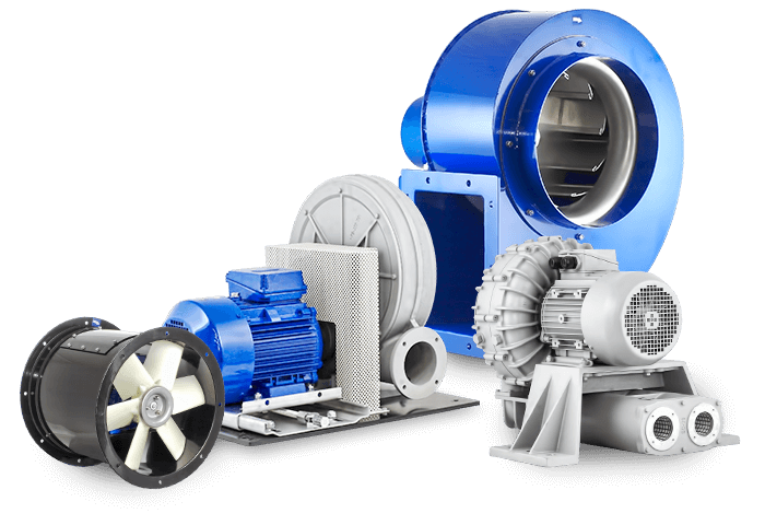 ventur industrial fans and blowers