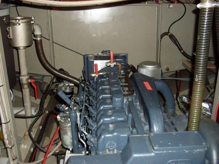 VM 6-Zylinder Diesel
