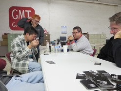 On Thursday night some horrible people wound down with Cards Against Humanity