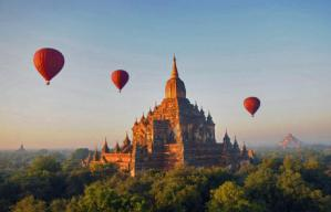 Gay Group Tours of Myanmar