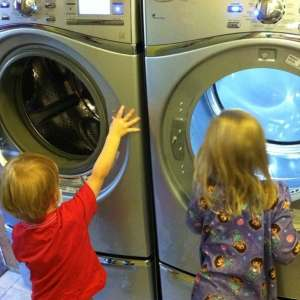 Can a washer & dryer be too smart? #whirlpoolmoms