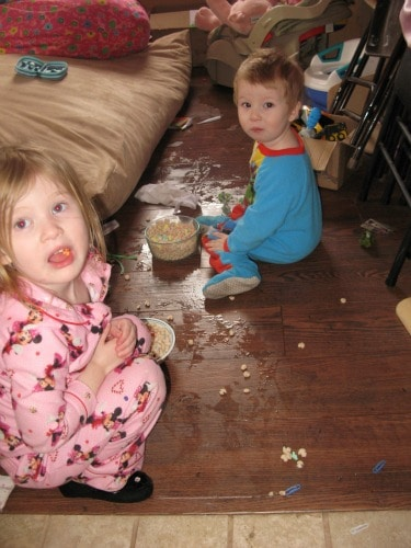 You know that time when the BIG mess happened? This will make you