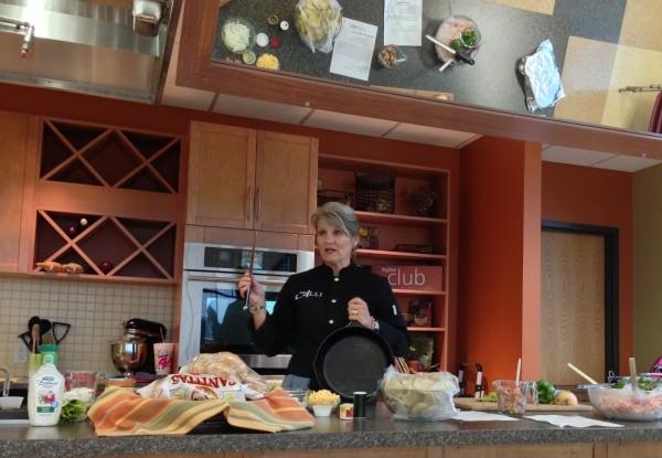 Chef Alli Kansas