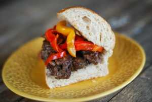 Quick and Easy Philly Cheesesteak Recipe