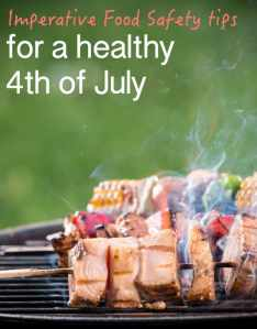 Avoid food poisoning this 4th of July