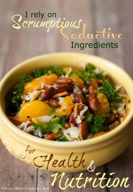 Excellent Ingredients Equal Excellent Nutrition