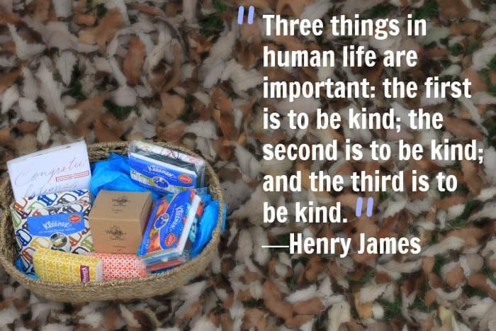 Henry James quote #KleenexCares