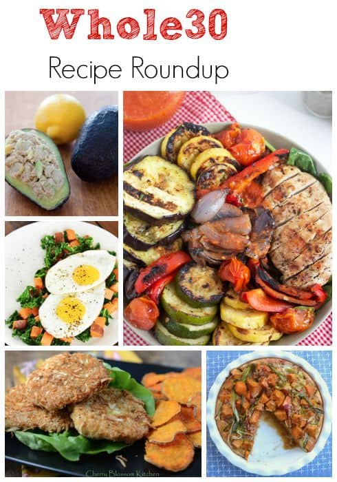 Whole30 Recipe Roundup