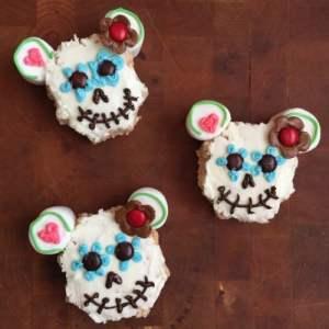 Dia de los Muertos Disney Treats