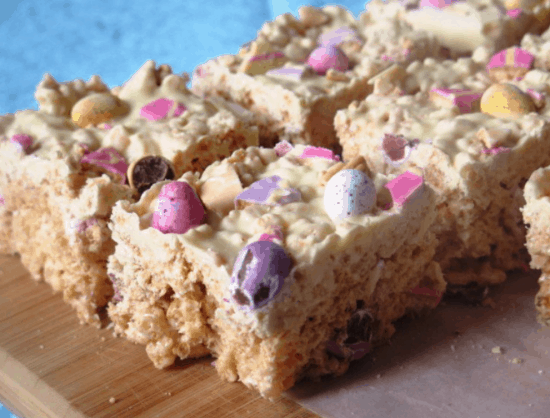 Sweet Bars Recipe