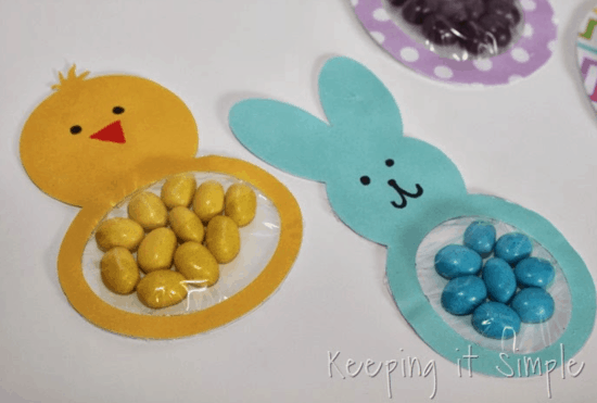 Jelly Bean Snacks