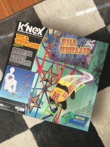 K'Nex Wild Whiplash Roller Coaster Review #WildWhiplash