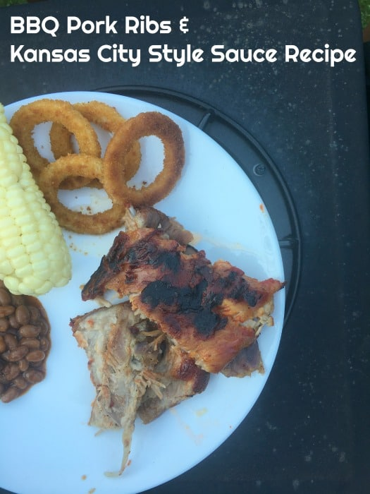 Smithfield BBQ Pork Ribs