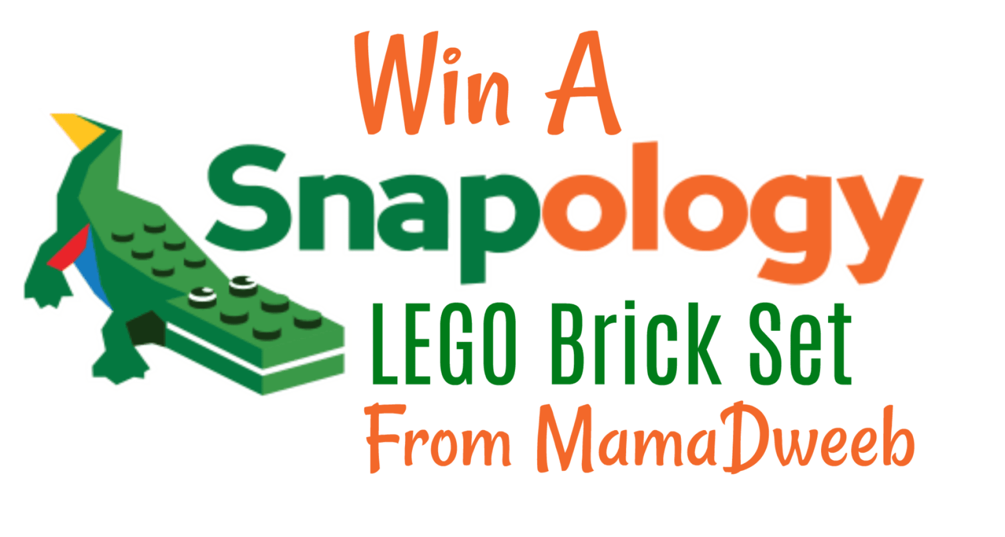 Win A Snapology LEGO Brick Set of Gator