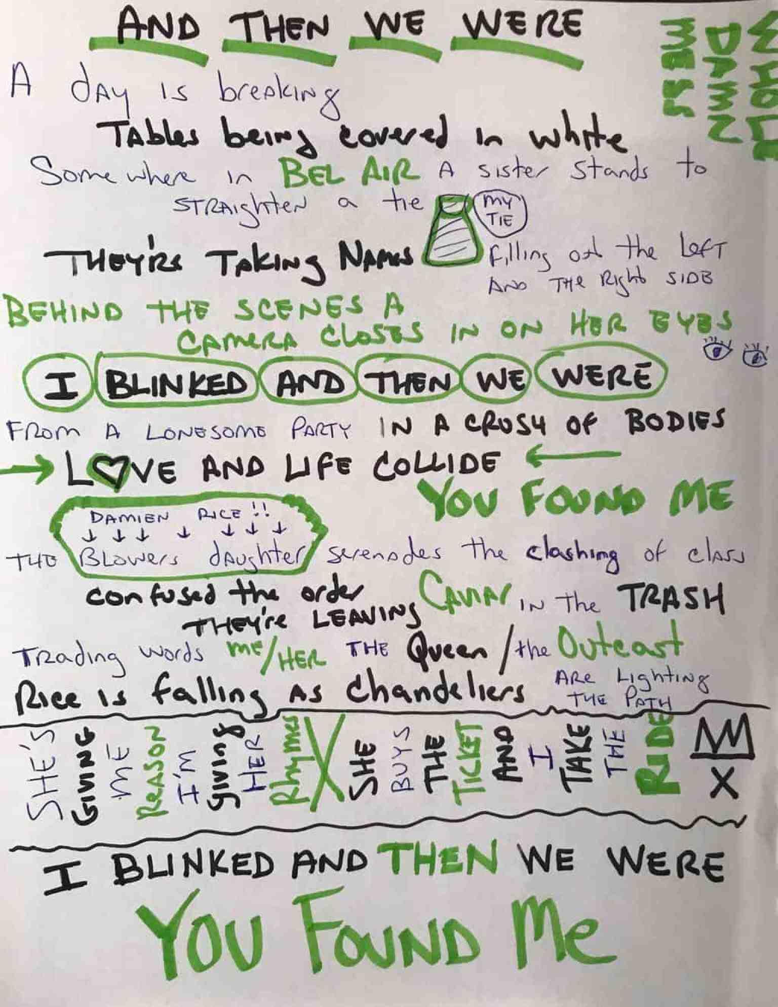 Whole Damn Mess Lyrics