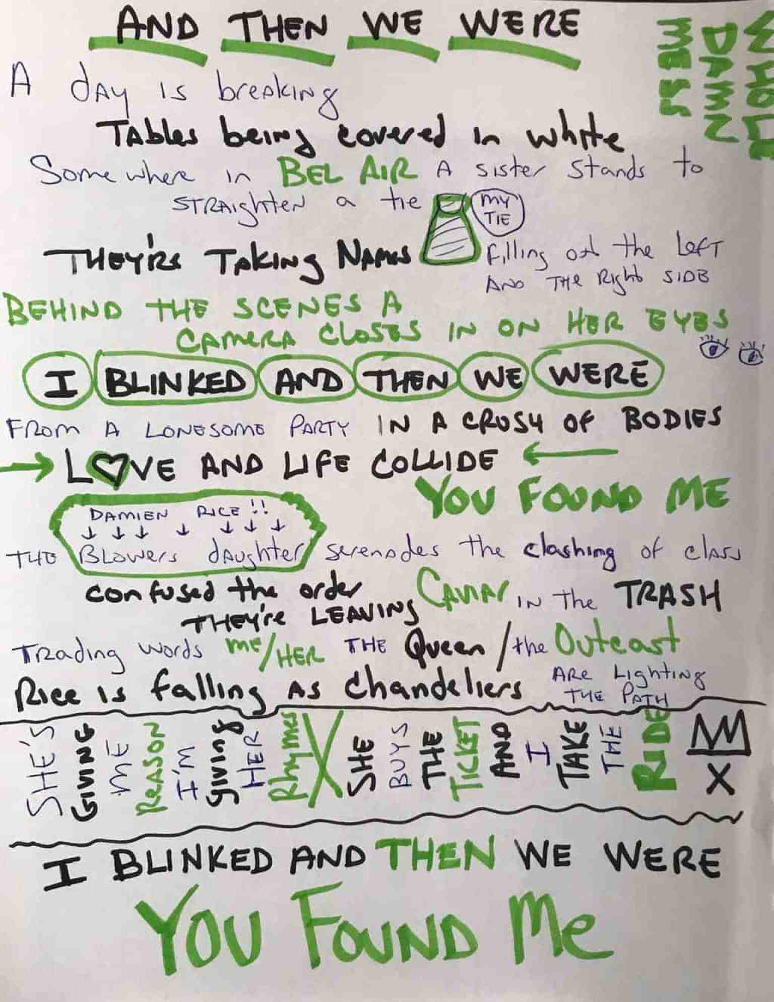 Whole Damn Mess Lyrics