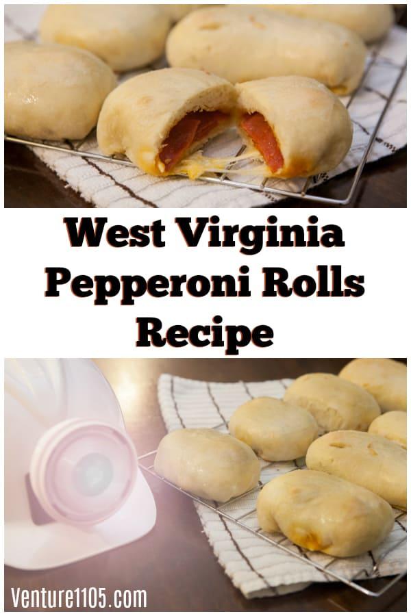 West Virginia Pepperoni Rolls Recipe