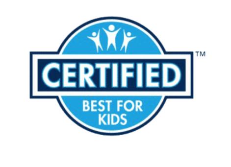 Best For Kids Window Blind Certification