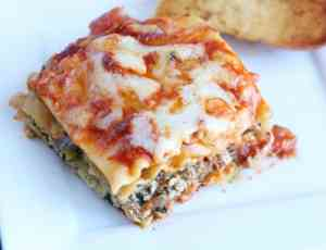 The BEST Vegetable Lasagna Recipe: With Grilled Veggies