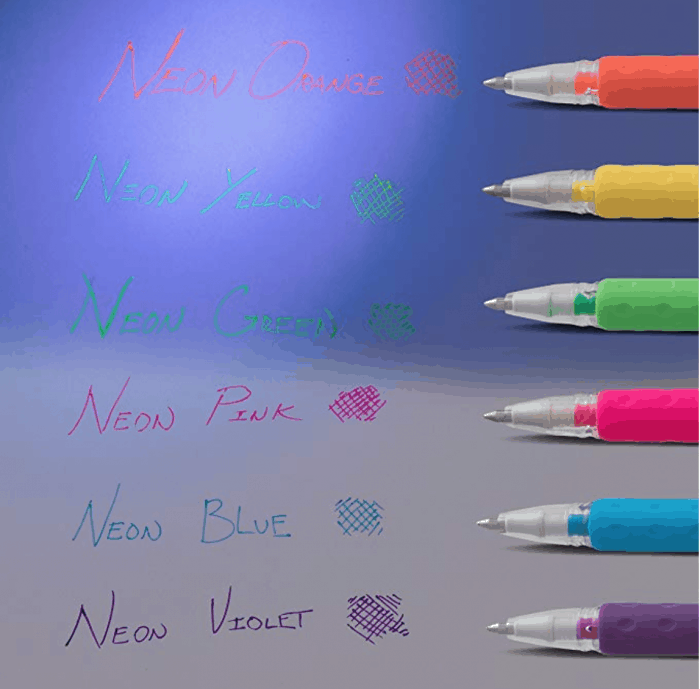 Pentel Pens POP Solar Neon Pens