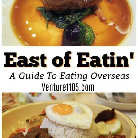 East of Eatin- A Guide To Eating Overseas