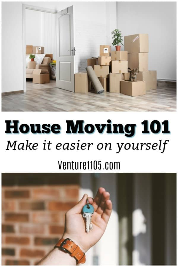 steps to move house