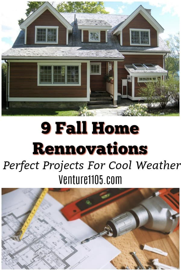 9 Fall Home Rennovations