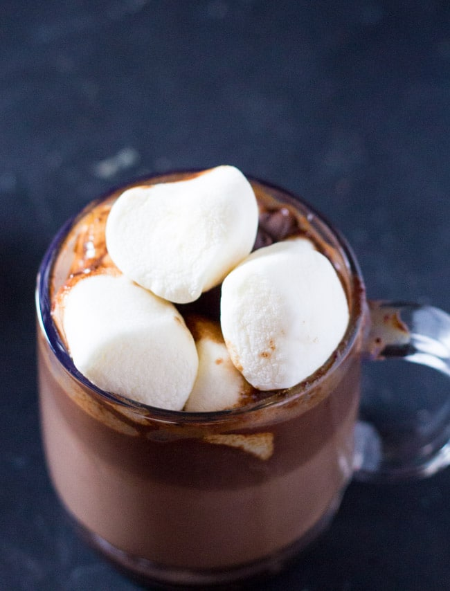 Hot Chocolate Coffee Recipe