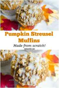 Pumpkin Streusel Muffins Recipe – The BEST Pumpkin Muffins Ever!