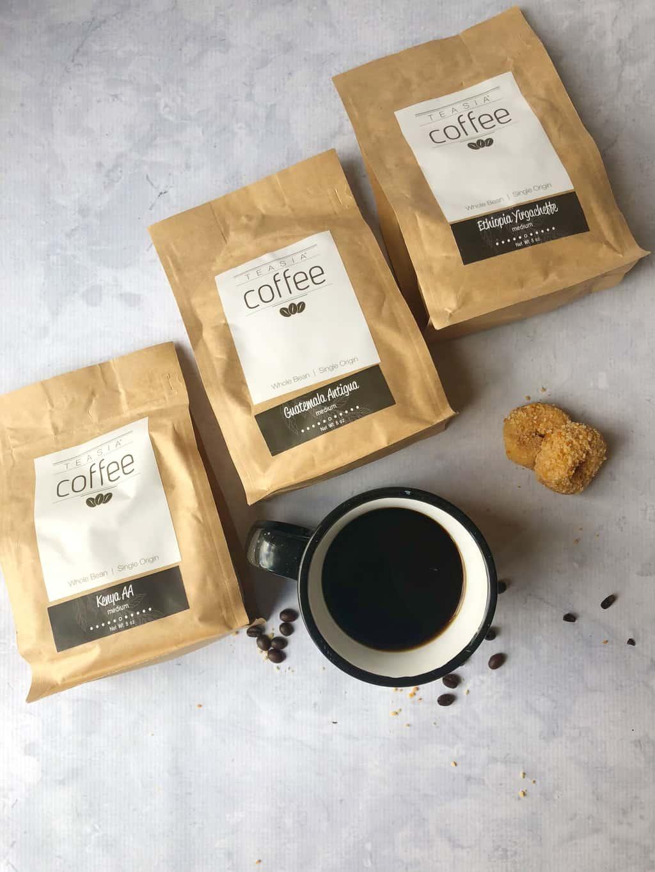 Tesia Coffee on Venture1105