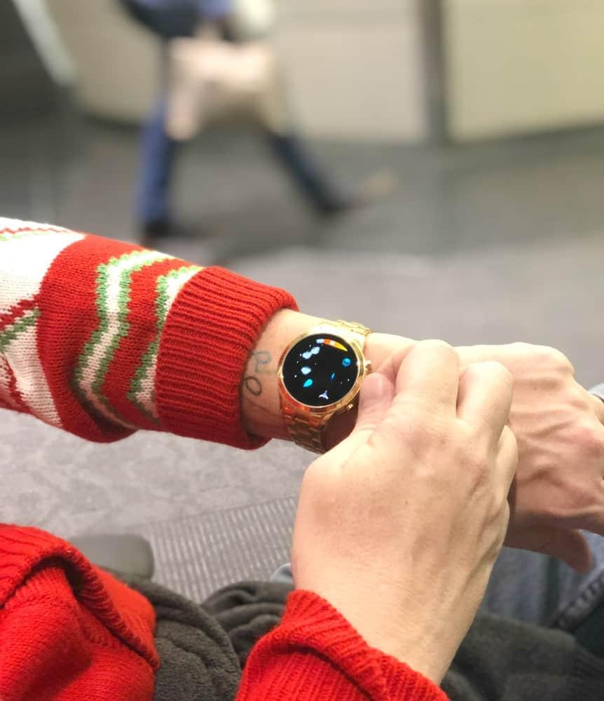 MK Access Smartwatch Game