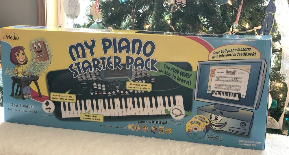 My Piano Starter Pack
