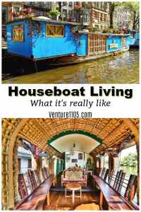 Life On The Water – Could You Live On A Houseboat?