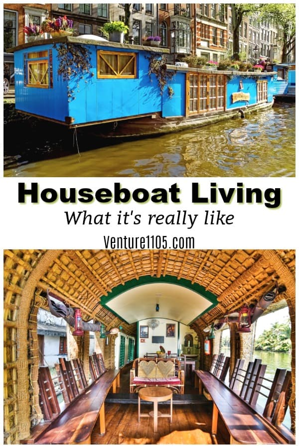 Houseboat living - what it's really like