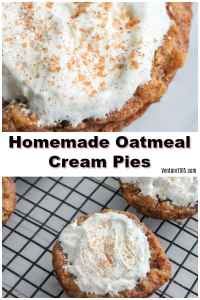 Homemade Oatmeal Cream Pies Recipe – Better than Boxed!