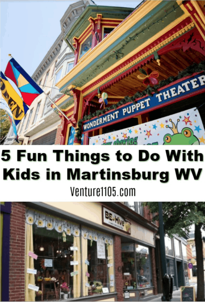 5 Fun Things to Do With Kids in Martinsburg, WV