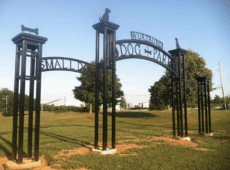 Ambrose Dog Park in West Virginia