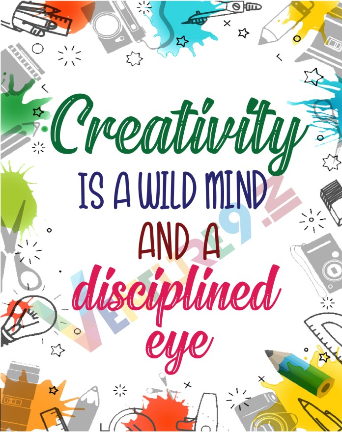 #Creativity - Some custom graphics creations by venture9.in