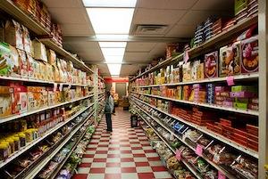 hong kong supermarket