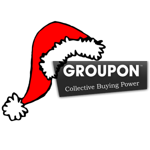 Groupon holiday