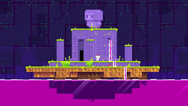 Fez, a new indie platformer hitting Xbox Live Arcade from Polytron Corporation