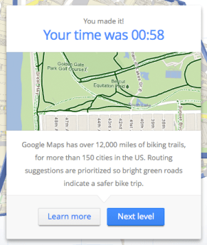 Google Cube Maps Facts
