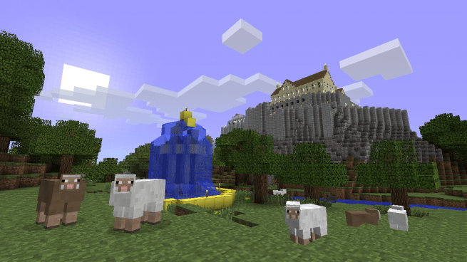Minecraft Xbox 360 Edition PC