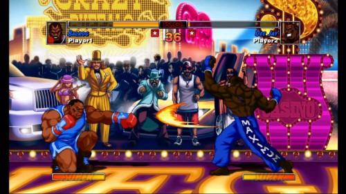 Street Fighter II - Balrog