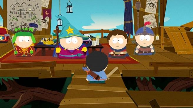 South Park RPG Stick of Truth Obsidian E3 2012 Microsoft